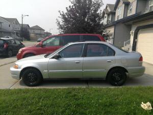 1999 Acura EL Premium Automatic 4dr 193K