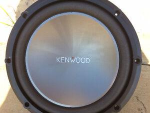 Kenwood KFC W3012 subwoofer