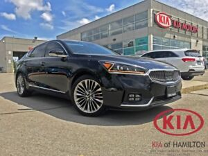 2017 Kia Cadenza Limited | Winter Tire Pkg | 3M | Tint