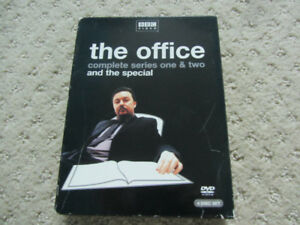The Office (UK Version) on DVD - The Complete Series