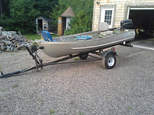 """Boat, Motor, and Trailer """"SOLD"""""""