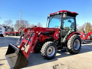 2018 Mahindra 2638 4WD 38HP - Worlds #1 Selling Tractor Brand!