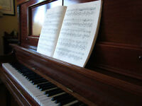 Piano Lessons - Prospect Bay