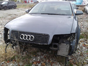PARTS AVAILABLE FOR A 2003 A4 AUDI