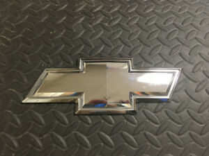 Chevrolet Silverado Large Chrome Emblem Great Condition!! $20