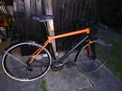 Hoy Mongrel Hybrid Commuter/hack single speed bike
