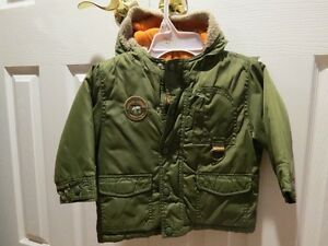 Gymboree Winter coat - Size 18-24m