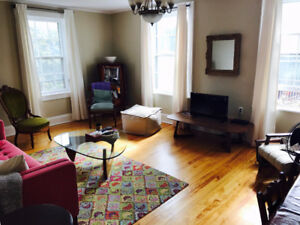 DELUXE 2 BEDROOM LARGE APT QUIET ST IN CH'TOWN NOV 1ST