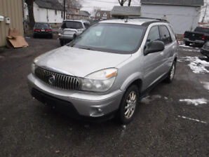 2007 Buick Rendezvous SUV, Crossover CERTIFIED RUNS GREAT!!!!!!!