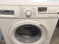 Siemens 8kg washing machine