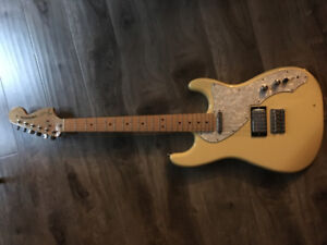 Fender Pawn Shop 70s Stratocaster Deluxe Vintage White