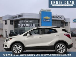 2018 Buick Encore Premium  -  Heated Seats