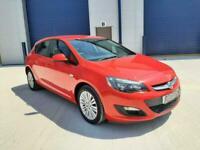 2013 Vauxhall Astra ENERGY Hatchback Petrol Manual