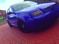 Vw Bora 1.9 diesel blue Modififed/DUB/Lowered/VAG MAKE ME OFFERS BARGAIN NOT BMW AUDI VXR CUPRA R