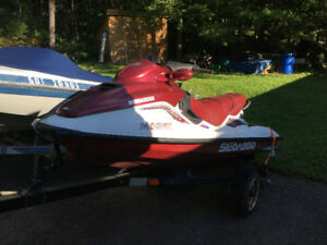 1999 Sea Doo GTX Limited