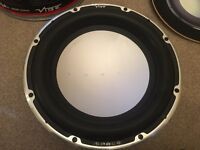 """Vibe Space 15"""" 3600w car Subwoofer sub"""