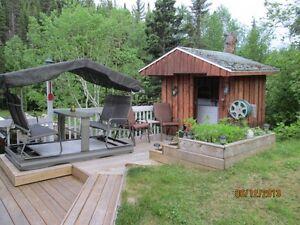 Chalet habitable à l'année. Saguenay Saguenay-Lac-Saint-Jean image 2