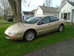 CERTIFIED AND E-TESTED A 1999 CHRYSLER CONCORD