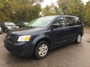 2009 DODGE GRAND CARAVAN SE * STOW N GO * DVD * REAR AC * 7 PASS London Ontario image 2