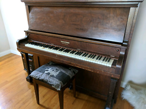 Piano for sale $125