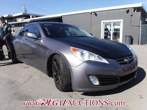 2010 HYUNDAI GENESIS COUPE 2.0T 2D COUPE 2.0T