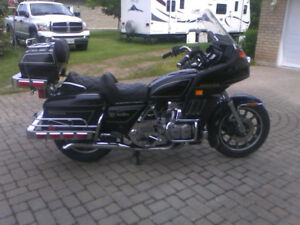 Honda. Gold Wing  Interstate