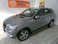 2012,Mercedes ML 3.0CDI Special Edition auto BlueTEC**BUY FOR ONLY £93 PER WEEK*