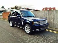 2003 Land Rover Range Rover 3.0 Td6 Auto FULL AUTOBIOGRAPHY CONVERSION