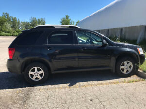 2009 Pontiac Torrent With summer and winter tires