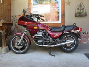 1983 HONDA GL-650 BIKE