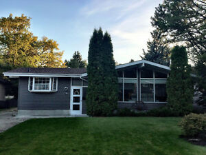 Renovated bungalow in desirable Sunnybrook!