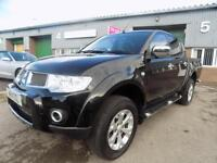 Mitsubishi L200 Double Cab Barbarian 2.5 DiD Automatic Long Body 2011 11