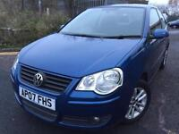 2007 Volkswagen Polo 1.2 S 3dr