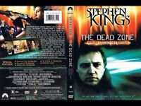 2 Stephen King Movies & 1 other movie. All 3 for $15