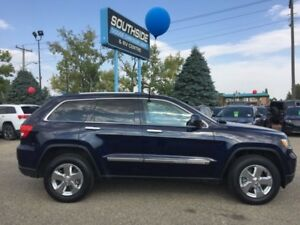 2013 Jeep Grand Cherokee Laredo  w/ Leather, Sunroof
