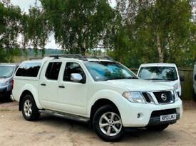 2013 (13) NISSAN NAVARA 2.5 dCi Tekna Double Cab Pickup 4WD