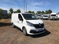 Renault Trafic Sl27dci 115 Business+ Van EURO 5 DIESEL MANUAL WHITE (2015)