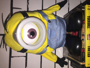 Minion Laughing Rolling Moving Funny Movie Despicable Me