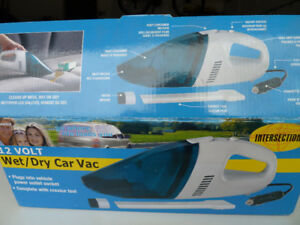 NEW WET/DRY CAR VAC