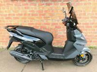 NEW Sinnis Matrix 3i learner legal – own this bike for only £7.65 a week
