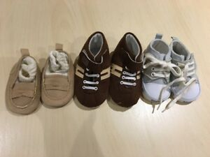 Baby Shoes and Baby Mittens