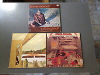 Lot d'albums, vinyles **STEVIE WONDER ** Vinyl Record Albums