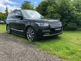 image for 2014 Land Rover Range Rover SDV8 Auto Vogue SE SUV Diesel Automatic