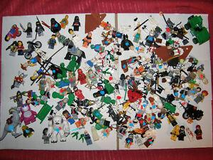 Recherche Figurine Lego (Les Vrai) J'OFFRE 1$ a 10$ (et+)Chacune