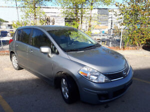 2008 Nissan Versa 1.8L, safety and e-tested