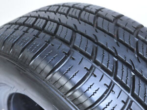 1 X UNIROYAL TIGER PAW 205 55 16 SUMMER TIRE ALL SEASON 50.00$