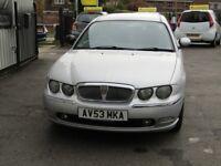 Rover 75 1.8 CLUB SE (silver) 2003