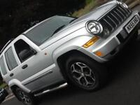 2006 JEEP CHEROKEE LIMITED 2.8 CRD ESTATE 4X4