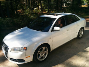 2008 Audi Quattro S LINE         Mint Condition.