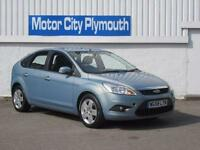 2009 58 FORD FOCUS 1.6 STYLE 5D 100 BHP